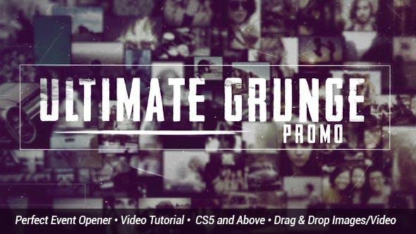 Thumbnail for Ultimate Grunge Diaporama