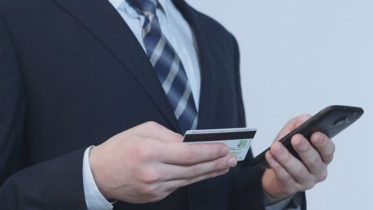 Thumbnail for Online Banking with Credit Card
