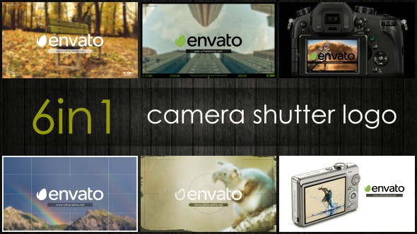 Thumbnail for Camera Shutter Logo