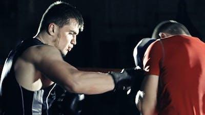 Fight Round