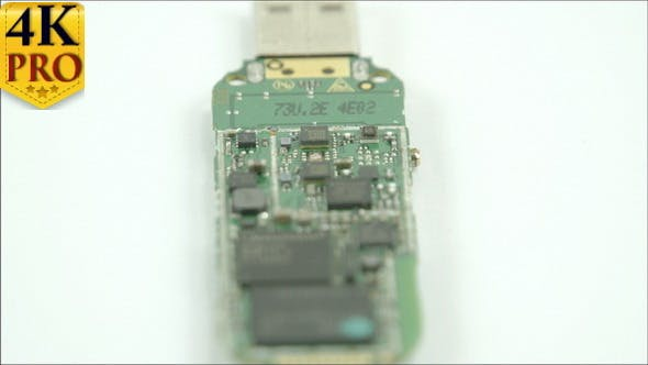 Thumbnail for The Chipboard of the Usb Storage