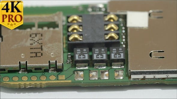 Thumbnail for The Details of the Usb Microchip