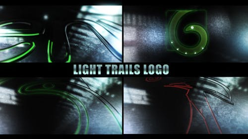 Light Trails Logo