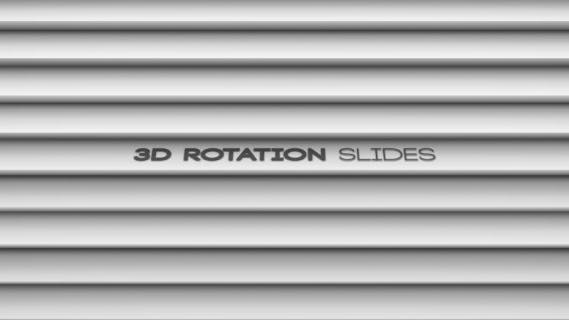 Thumbnail for 3D Rotation Slides
