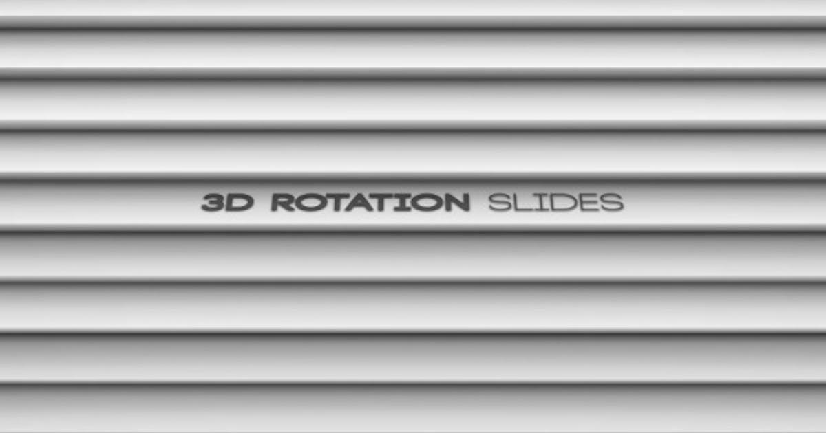 Download 3D Rotation Slides by AlexanderChapaev