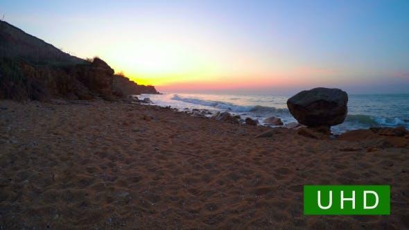Thumbnail for Sunrise on the Wild Coast