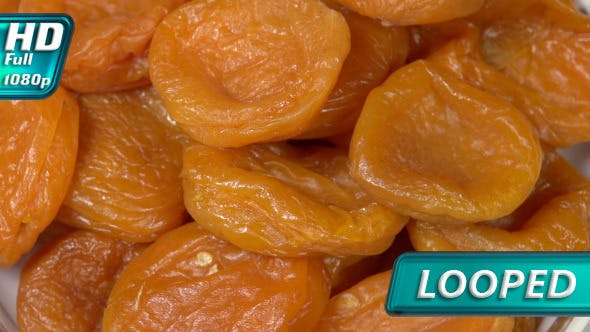 Thumbnail for Bright Dried Apricots