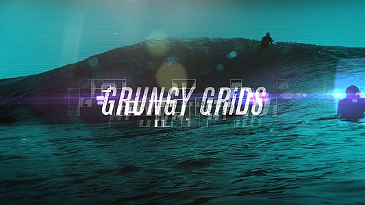 Thumbnail for Grungy Grids