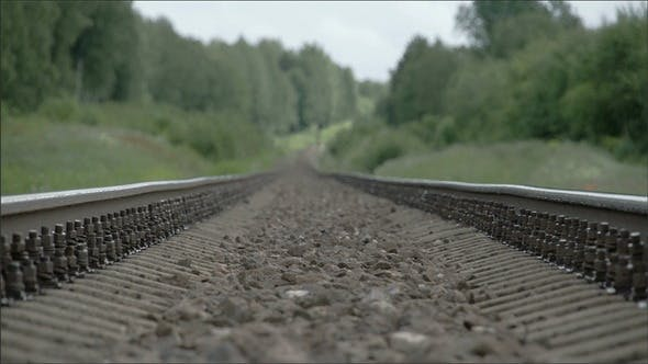 Thumbnail for Closer Look of the Black Stones from the Train