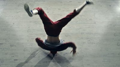 Cool Headspin