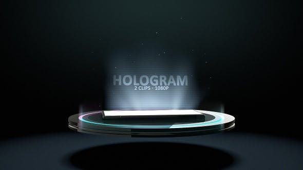Thumbnail for Holographic Display Device