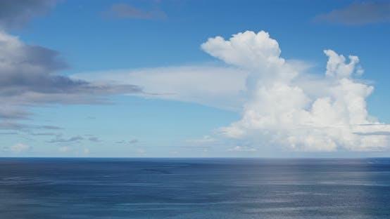 Thumbnail for Himmel der Insel Ishigaki in Japan