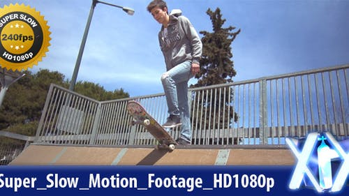 Skateboarder Riding Skateboard