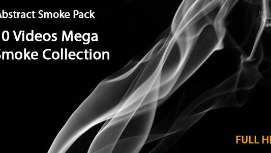 Cover Image for Abstract Colorful Fluid Smoke Turbulence Mega Pack