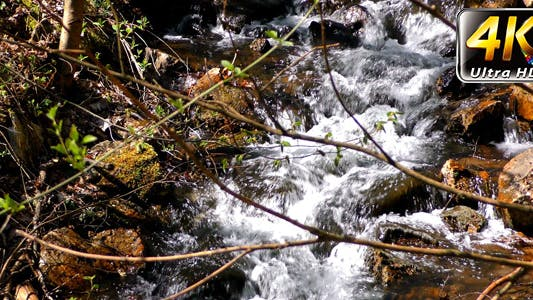 Thumbnail for Waterfall Creek in Nature 2