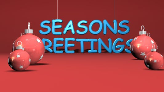 Thumbnail for Seasons Greetings