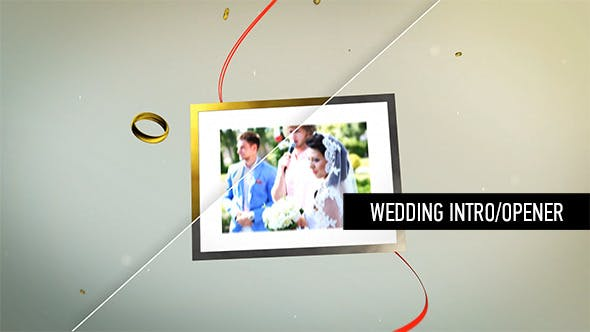 Thumbnail for Wedding Intro/Opener