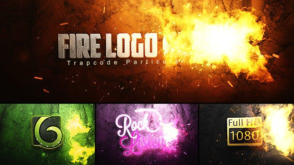 Thumbnail for Fire Logo Reveal