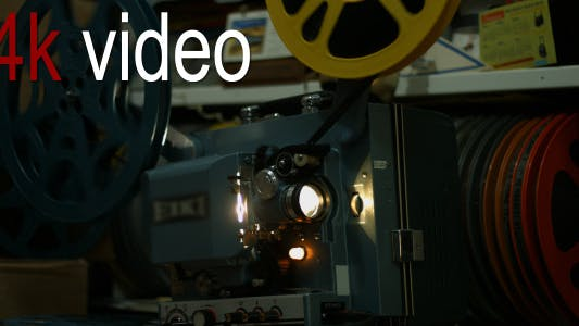 Thumbnail for Film Projector
