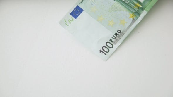 Thumbnail for 100 Euro Paper Money Bank Notes