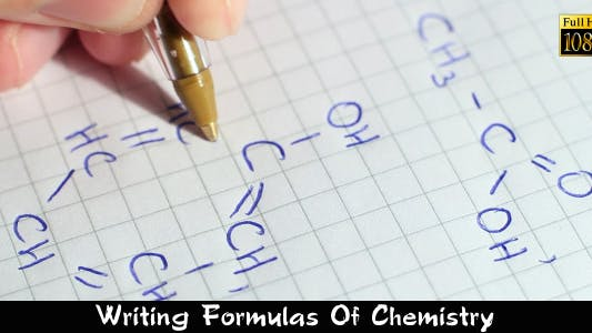 Thumbnail for Writing Formulas Of Chemistry