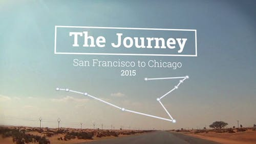 The Journey Map Slideshow