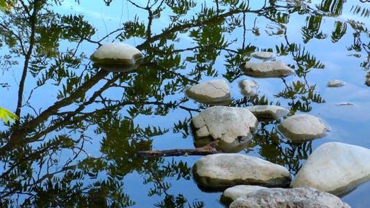 Thumbnail for Stones on Green Lake 2