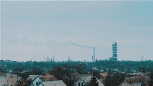 The Plant, Heavy Industry, The Smoke From Pipes