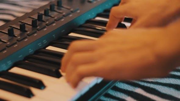 Thumbnail for Playing Piano