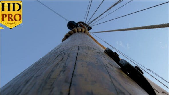 Thumbnail for The Sail Mast of the Big Ship