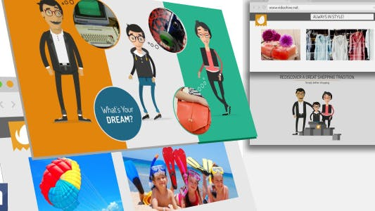 Thumbnail for Family Shopping  - Online Shop Promo