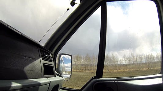Thumbnail for Riding A Car