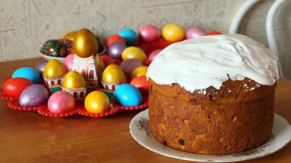 Cover Image for Easter Cake