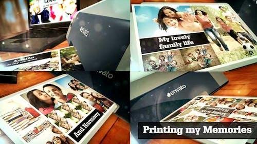 Printing my Memories