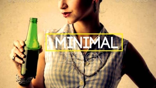 Thumbnail for Minimal Fashion Promo