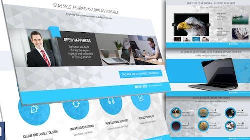 Business Planning - Clean Presentation