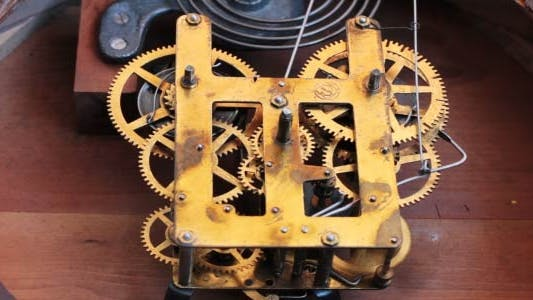 Thumbnail for The Mechanism Of The Old Clock