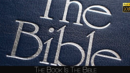 Thumbnail for The Book Is The Bible 3