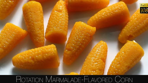 Rotation Marmalade-Flavored Corn