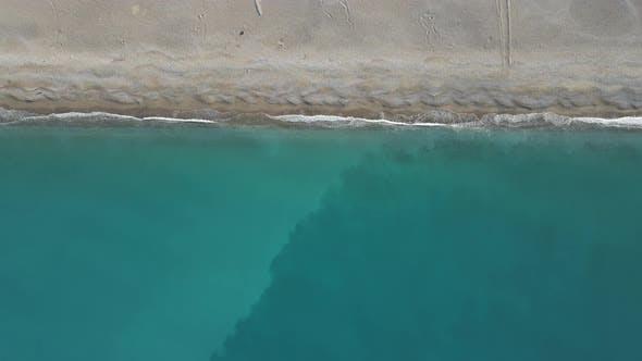 Coastline Turquoise Waves