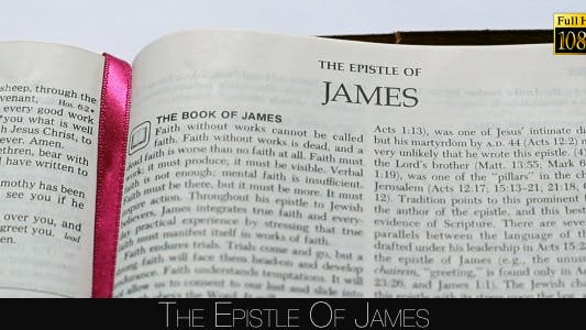 Thumbnail for The Epistle Of James