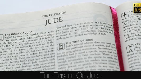 Thumbnail for The Epistle Of Jude