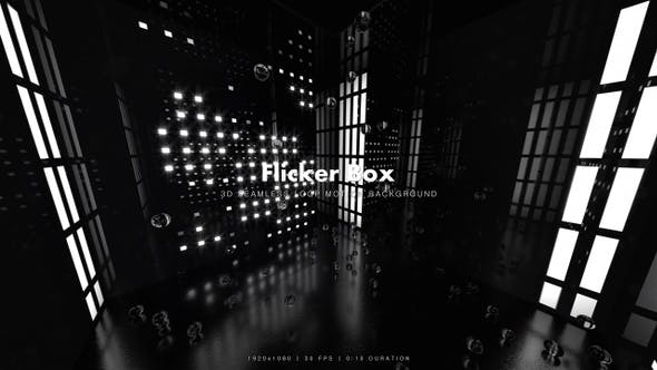 Thumbnail for VJ Flicker Box 4