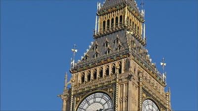The Beautiful Big Ben in London