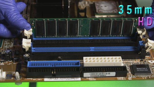 Thumbnail for Removing Ram Memory Of Motherboard 09