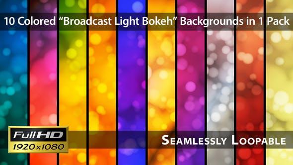 Thumbnail for Broadcast Light Bokeh - Pack 06