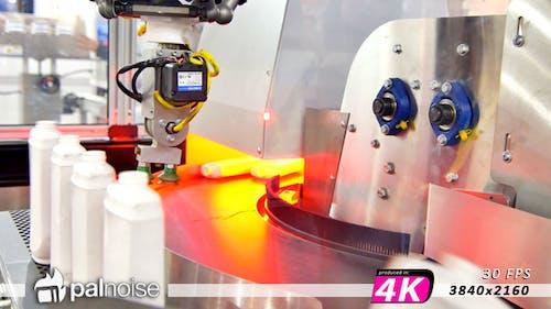 Qualitätskontrolle, Industriefabrik