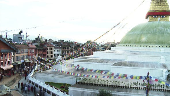 Thumbnail for Boudhanath Stupa, Nepal