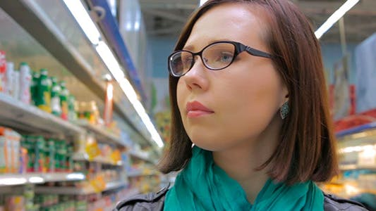 Thumbnail for Girl Goes Shopping