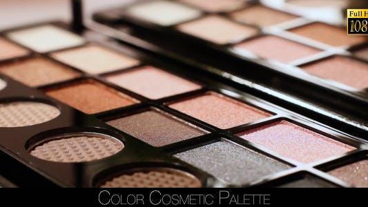 Cover Image for Color Cosmetic Palette 2